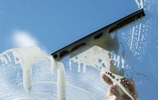 Raclette nettoyage de vitres
