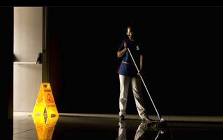 Nettoyage de sol