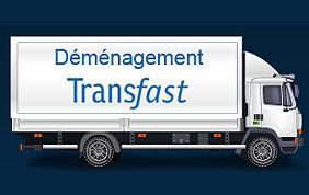 Transfast moving truck