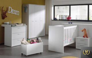 chambre de bébé personnalisée