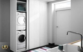 placard de rangement pour salle de bain