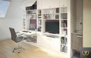 meuble de bureau sur mesure