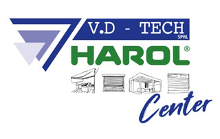 logo VD tech harol center