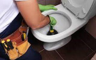 débouchage toilettes