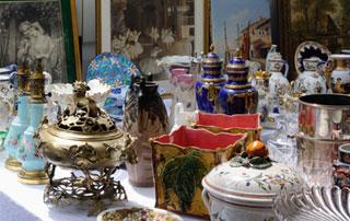 Vaisselle et objets précieux