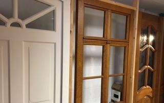 modèles de portes en bois