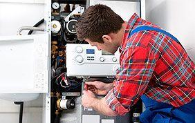 maintenance chauffage central