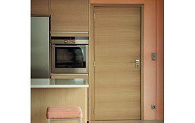 porte en bois moderne