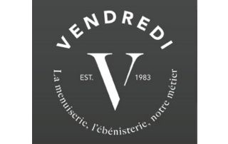 logo menuiserie Vendredi