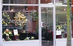 magasins de fleurs pour enterrements