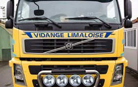 camion Vidange Limaloise