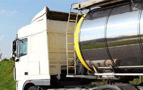 Camion vidangeur Namur