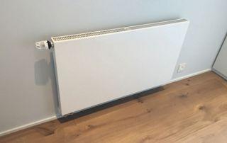 radiateur moderne blanc