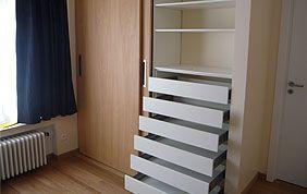 armoire aves tiroirs