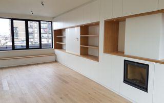 grand meuble de rangement en bois