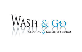 logo wash & go cleaning et facilities services