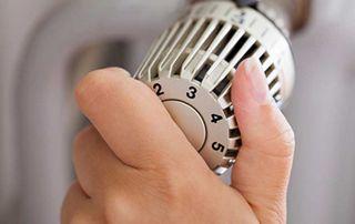 réglage vanne thermostatique