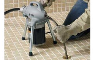 débouchage d'égouts par hydrocurage