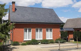 travaux de toiture à Namur