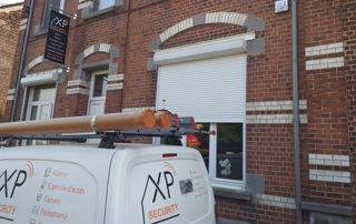camionnette XP Security