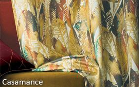 tissu pour tenture casamance