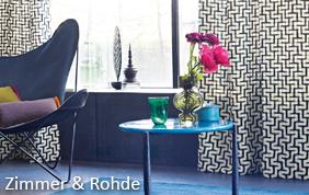 rideau en voilage Zimmer & Rohde