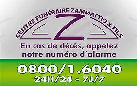 Logo Zammattio & Fils