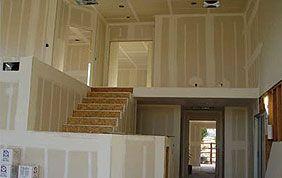 rénovation intérieure : cloisons