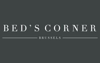Logo Bed's Corner Brussels