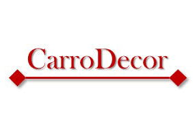 Logo de Caro Decor, carreleur.