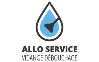Logo Allo Service Vidange Débouchage