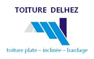 logo Delhez Toiture - toiture plate, inclinée, bardage