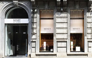 Minet Opticiens façade