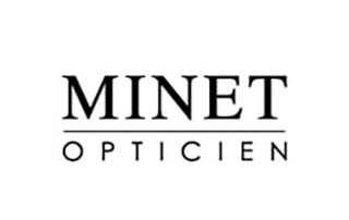 Minet Opticiens Logo