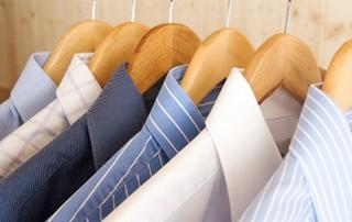chemises repassées