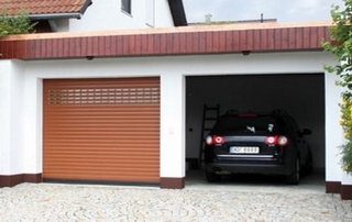 volet de garage