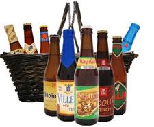 Cadeaux, bières régionales