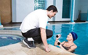 aquagym pour seniors coaching personnalisé