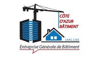 Logo Côte d'Azur Bâtiment