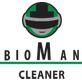 logo de l'entreprise bioman cleaner