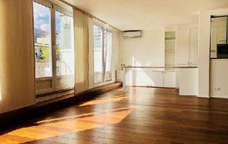 intérieur d'appartement