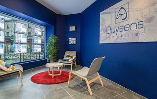 agence immobilière Duysens à Rochefort