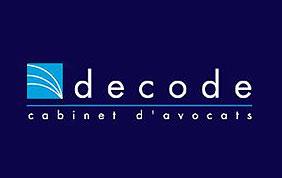 logo Decode cabinet d'avocats
