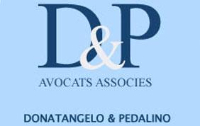 Logo de D&P, avocat Charleroi