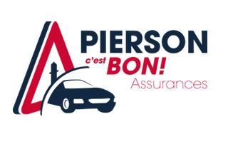 logo du courtier en assurance pierson
