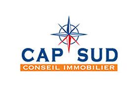 Logo de Cap Sud, agence immobilière Brabant wallon