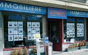 IMMOBILIERE SCHMIDT - agence immobilière à Bruxelles