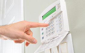 boîtier système d'alarme