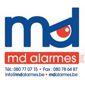 logo MD Alarmes sécurité