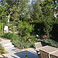 jardin sur 2 étages avec terrasse